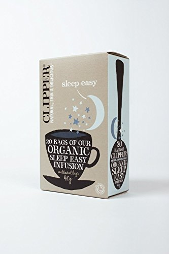(12 PACK) - Clipper - Organic Sleep Easy | 20 Bag | 12 PACK BUNDLE from Clipper