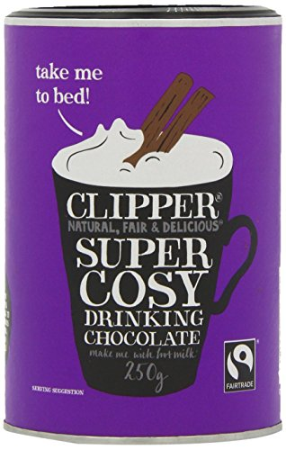 Ft Drinking Chocolate 250 g - x 3 Pack Savers Deal from Clipper