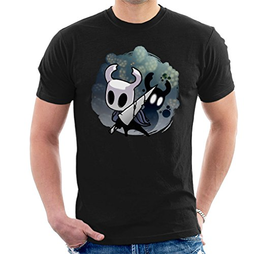 Cloud City 7 Hollow Knight Shadow Men's T-Shirt from Cloud City 7