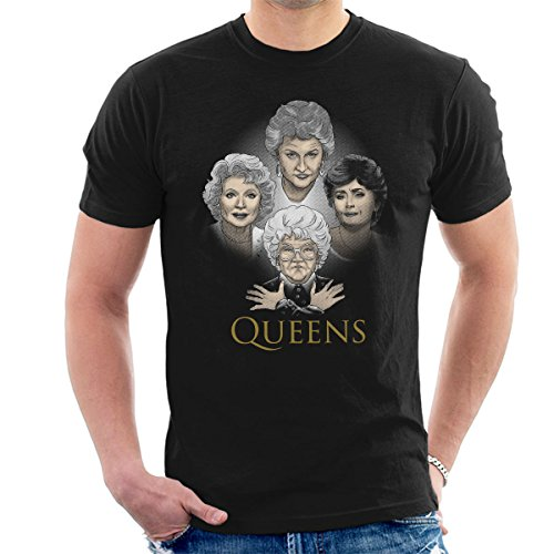 Golden Girls Queen II Queens Men's T-Shirt from Cloud City 7