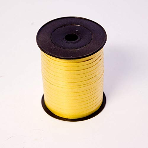 Club Green Curling Ribbon 5MMX500M Gold, Fabric, 9.9 x 9.9 x 12.1 cm from Club Green
