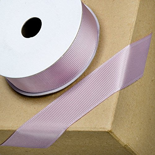 Club Green Grosgrain Ribbon Mauve 25MMX10M, Fabric, 12.1 x 12.1 x 3.08 cm from Club Green