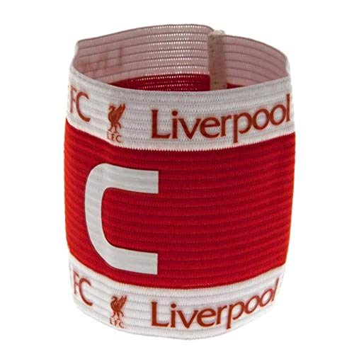 Liverpool Kids' LI04238 Captains Armband, Multi-Colour from Liverpool F.C.