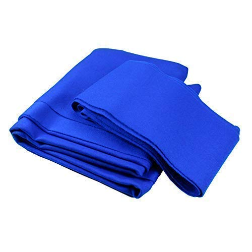Speed Pool Cloth, 7 x 4 Bed & Cushions, Blue from ClubKing Ltd