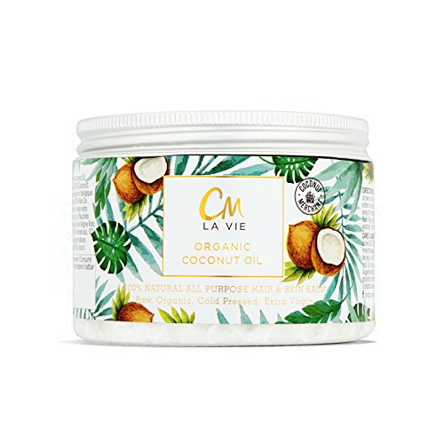 CM La Vie Raw Extra Virgin Coconut Beauty Oil 300ml from Coconut Merchant