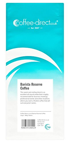 Coffee Direct Barista Reserve Coffee Beans 908 g from Coffee Direct