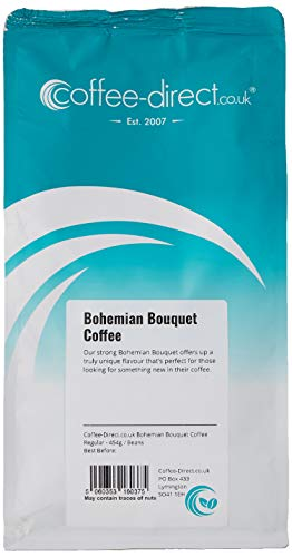 Coffee Direct Bohemian Bouquet Coffee Beans 454 g from Coffee Direct