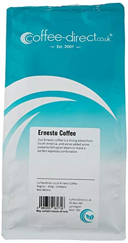 Coffee Direct Cafetiere Grind Ernesto Coffee 454 g from Coffee Direct