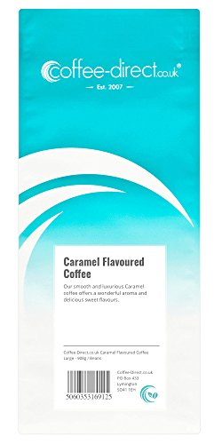 Coffee Direct Caramel Flavoured Coffee Beans 908 g from Coffee Direct