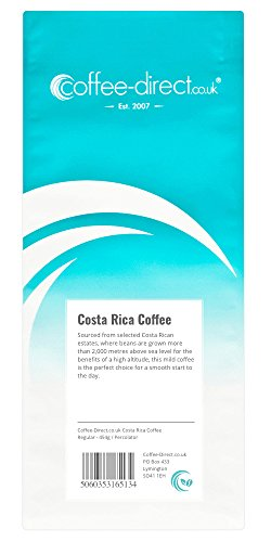 Coffee Direct Costa Rican Coffee Percolator Grind 454 g from Coffee Direct