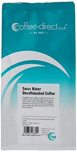 Coffee Direct Swiss Water Coffee Espresso Grind 454 g from Coffee Direct