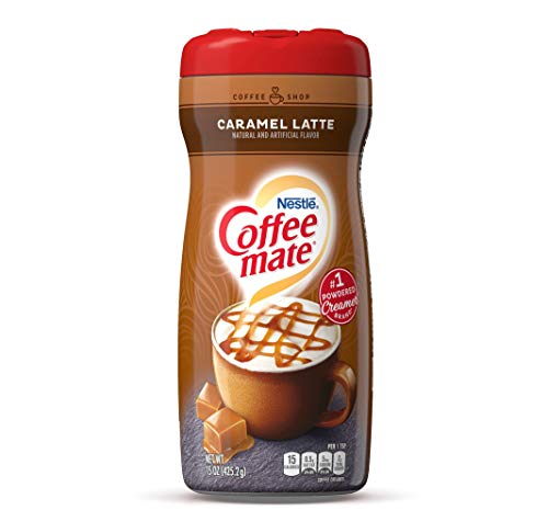 COFFEE-MATE -CARAMEL MACCHIATO - COFFEE CREAMER - 425.2g - AMERICAN IMPORTED from Coffee-Mate