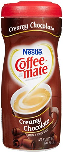 COFFEE-MATE - CREAMY CHOCOLATE - CREAMER - 425.2g - AMERICAN IMPORTED from Coffee-Mate