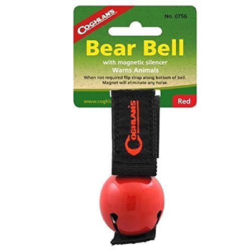 Coghlan's - Bear bell red from Coghlan's