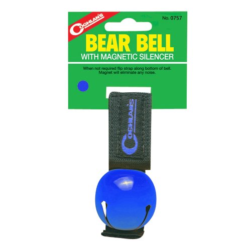 Coghlan's Unisex's C0757 Magnetic Bear Bell, Blue, One Size from Coghlan's