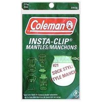 Coleman Insta-Clip Mantles from Coleman