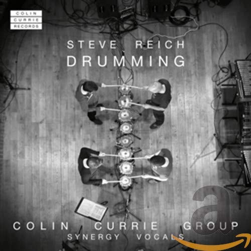 Steve Reich - Drumming from Colin Currie Records