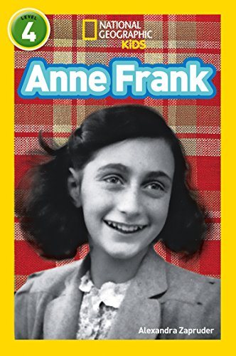 Anne Frank: Level 4 (National Geographic Readers) from Collins