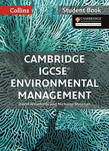Cambridge IGCSETM Environmental Management Student's Book (Collins Cambridge IGCSETM) (Collins Cambridge IGCSE (TM)) from Collins