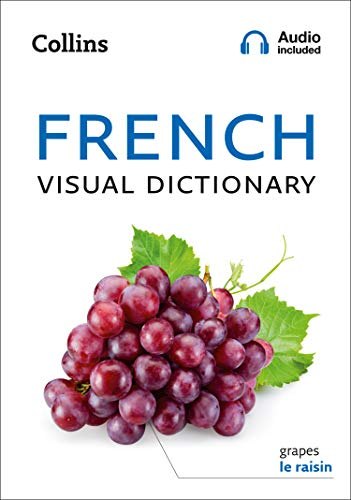 Collins French Visual Dictionary (Collins Visual Dictionaries) from Collins