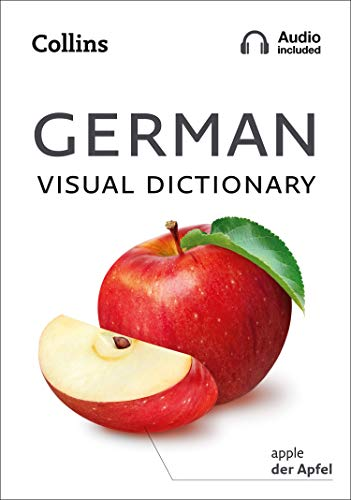 Collins German Visual Dictionary (Collins Visual Dictionaries) from Collins