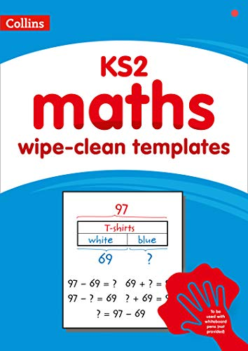 Collins – KS2 wipe-clean maths templates from Collins