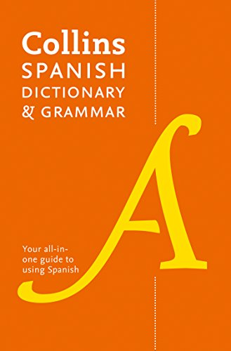 Collins Spanish Dictionary and Grammar: Two books in one from Collins