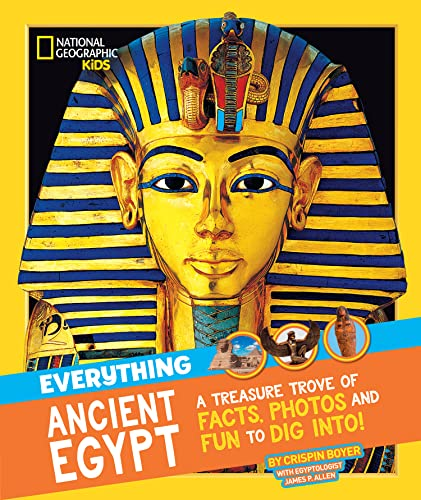Everything: Ancient Egypt from Collins