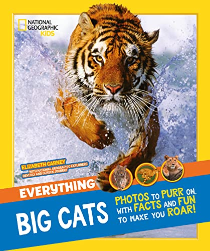 Everything: Big Cats from Collins