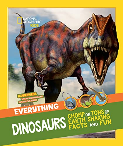 Everything: Dinosaurs from Collins