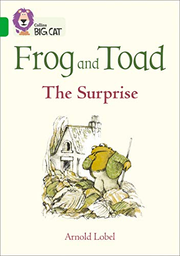 Frog and Toad: The Surprise: Band 05/Green (Collins Big Cat) from Collins