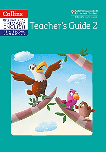International Primary English as a Second Language Teacher Guide Stage 2 (Collins Cambridge International Primary English as a Second Language) from Collins