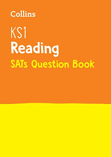 KS1 Reading SATs Question Book: for the 2020 tests (Collins KS1 SATs Practice) from Collins