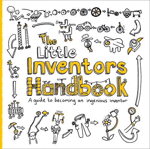The Little Inventors Handbook from Collins