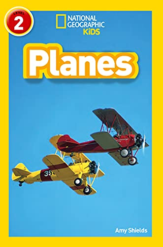 Planes: Level 2 (National Geographic Readers) from Collins