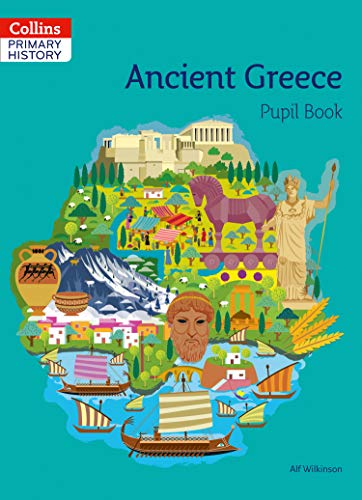 Collins Primary History - Ancient Greece Pupil Book from Collins