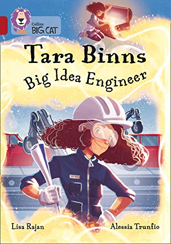 Tara Binns: Big Idea Engineer: Band 14/Ruby (Collins Big Cat) from Collins