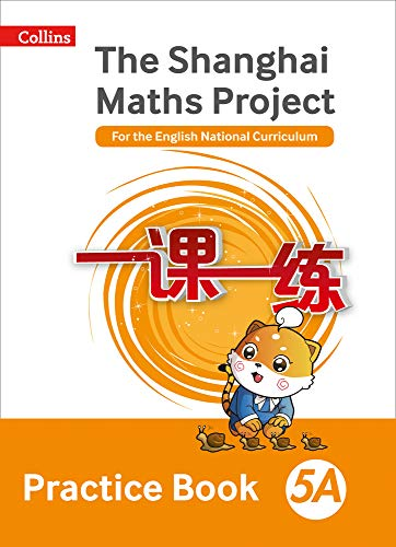 Practice Book 5A (The Shanghai Maths Project) from HarperCollins UK