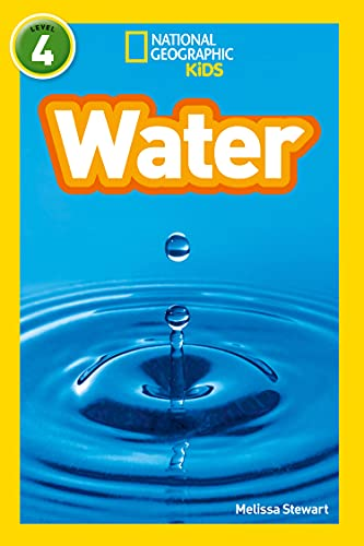 Water: Level 4 (National Geographic Readers) from Collins
