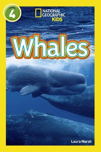 Whales: Level 4 (National Geographic Readers) from Collins