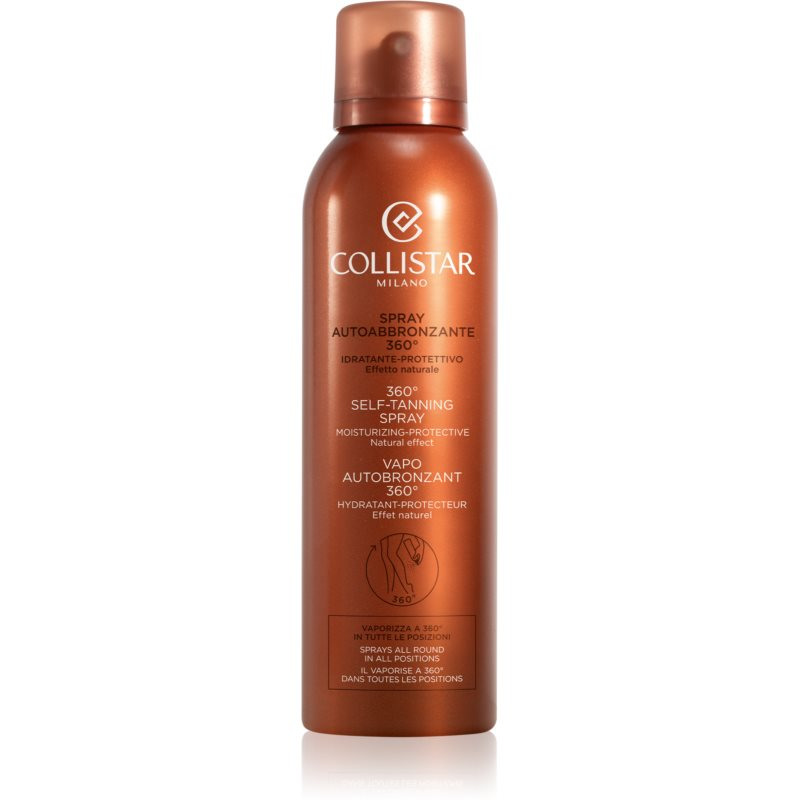 Collistar Tan Without Sunshine 360° Self-Tanning Spray Self-Tanning Spray 150 ml from Collistar
