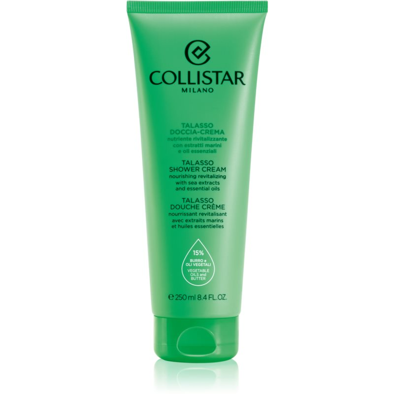 Collistar Special Perfect Body Talasso Shower Cream Nourishing And Revitalizing Shower Cream With Sea Extracts And Essential Oils 250 ml from Collistar