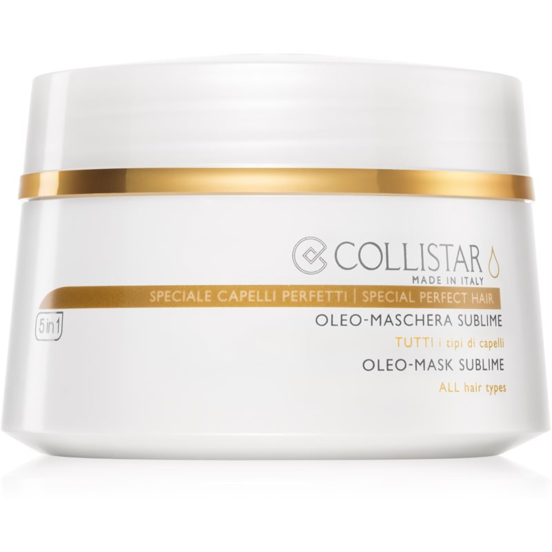 Collistar Special Perfect Hair Oleo-Mask Sublime Oil Mask for All Hair Types 200 ml from Collistar