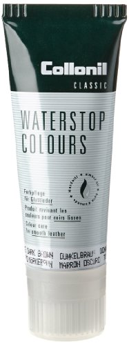 Collonil Unisex-Adult Waterstop Classic Polish Shoe Treatments and Polishes Dark Brown 75.00 ml from Collonil