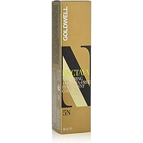 Nectaya Nurturing Ammonia Free Permanent Color 5N from Goldwell