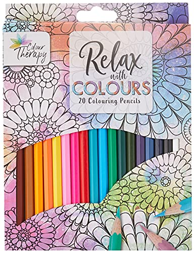 Colour Therapy Colouring Pencil from Colour Therapy