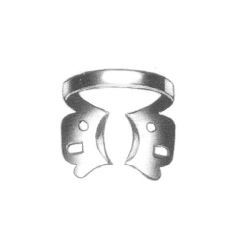 Comdent 22-1192 Molar Clamp, Winged, Fig: 200 from Comdent