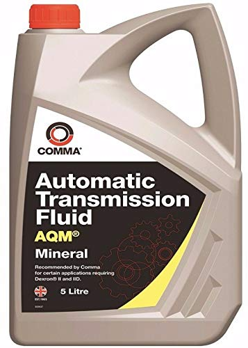 Comma ATM5L 5L AQM Automatic Transmission Fluid from COMMA