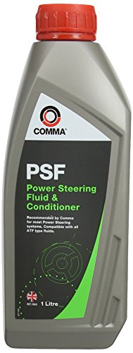 Comma PSF1L 1L Power Steering Fluid from Comma