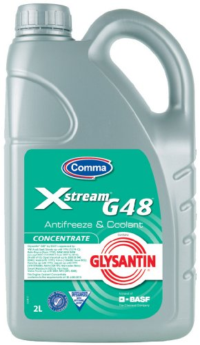 Comma XSG2L Xstream G48 Antifreeze Concentrate, 2 Liter from Comma